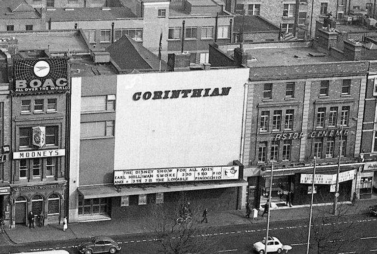 corinthian cinema dublin