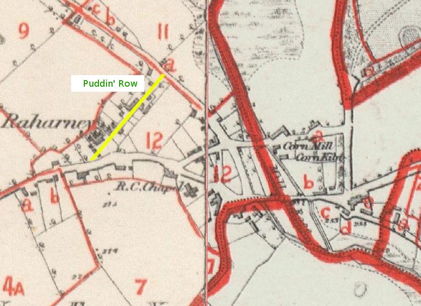 Raharney 1850ish